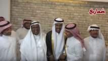 زواج الشاب عبدالعزيز رشيد الموسى