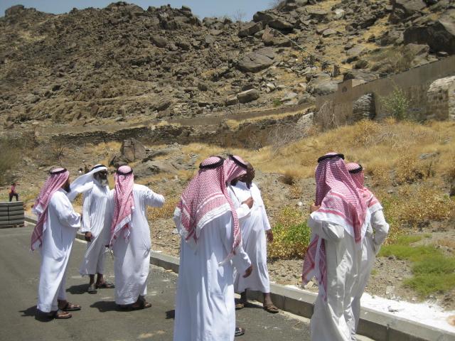 رحلة وفد الأسرة إلى مكة 1432
