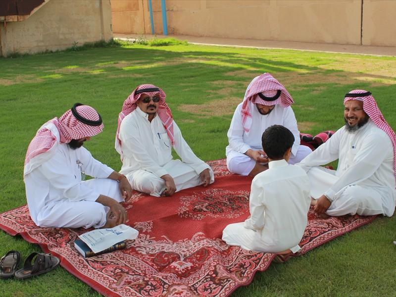 رحلة الكويت 1434 وضيافة أسرة الحويس الكريمة للأعضاء الرحلة